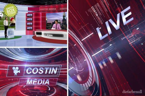 Costin Media hat sich auf Imagefilme, Musikvideos und TV Produktionen spezialisiert