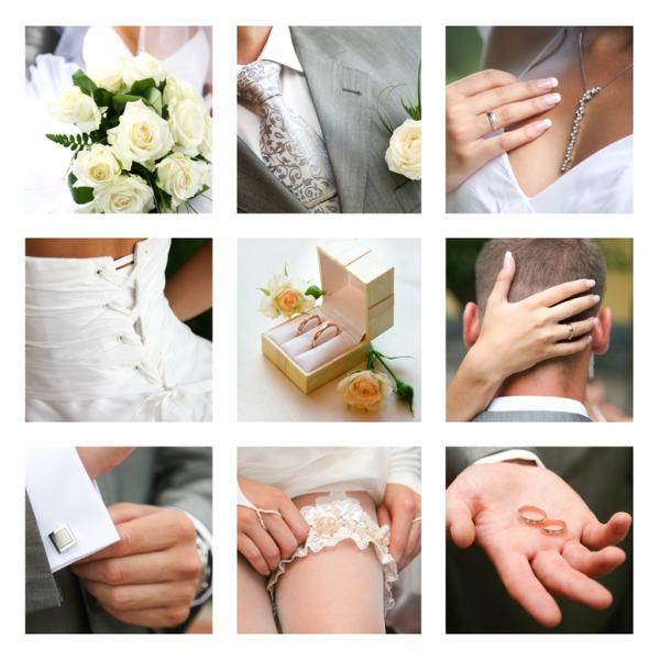 Hochzeitsfotos aus NRW