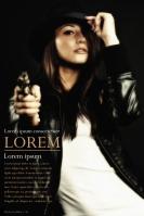 Fotograf Mike Weiss shootet Model Valeriya im Studio