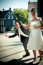 Details und Hochzeitsbilder von der Trauung in Solingen