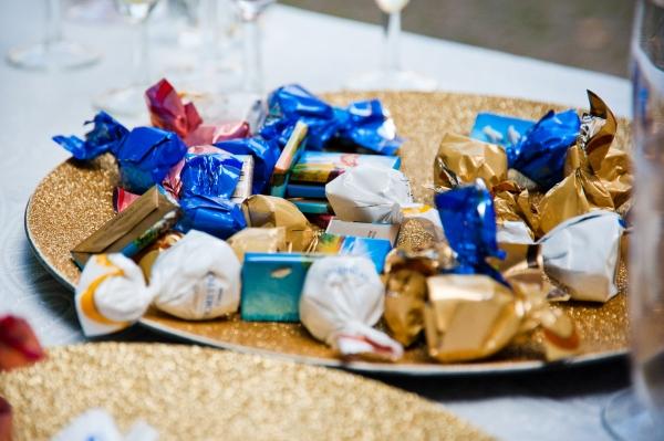 Auch für die Nichttrinkenden Gäste hat man hier gesorgt: Zucker