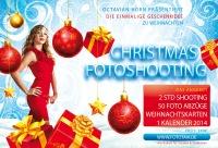 Das ultimative Geschenk zu Weihnachten mit einem Gutschein für ein Christmas Fotoshooting in Köln, Bonn und Düsseldorf