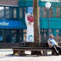 Street Life in Köln Chorweiler