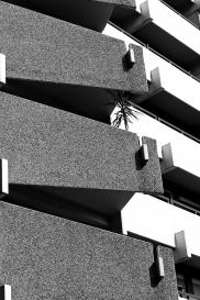 Dieses Gebäude erinnert an die Stasi Zeit