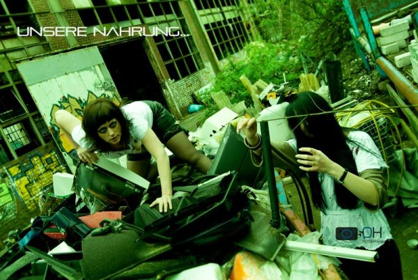 Zombies fotografiert von Fototavi