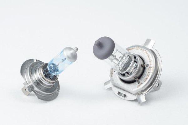 Eine bekannte deutsche Lampenfirma zeigt ihre Produkte
