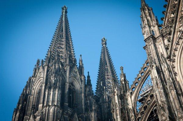 Wer kennt den Kölner Dom nicht?