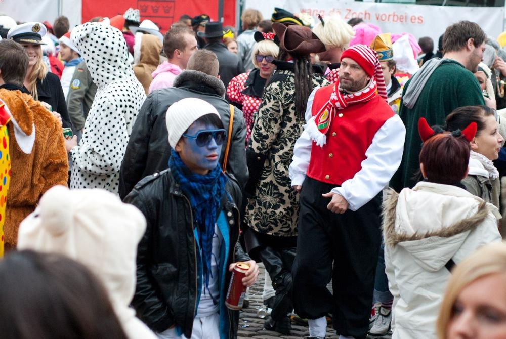 Kölle Alaaf 2014 in Bildern - Der Karnevalsbeginn (5/6)