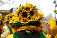 Sonnenblumen Kostüm