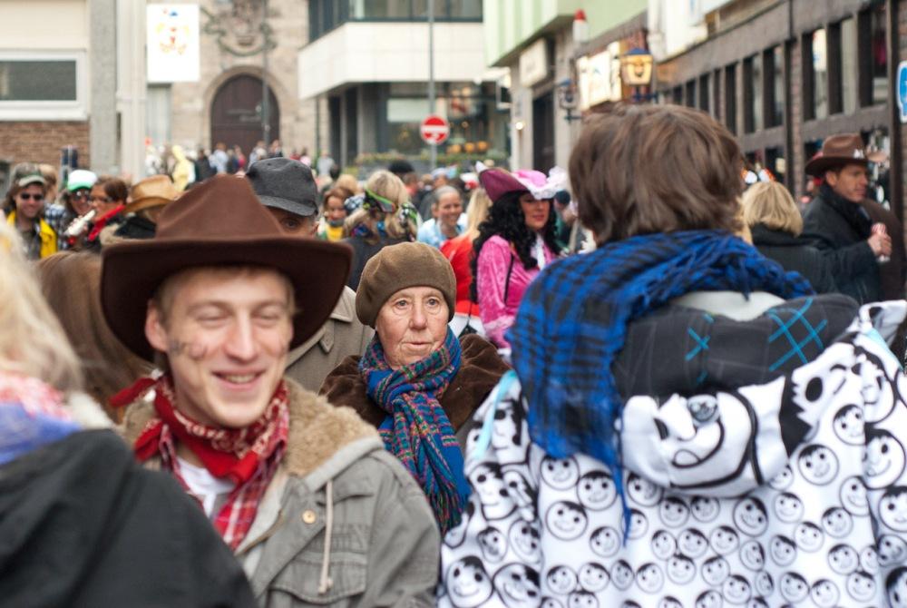 Kölle Alaaf 2014 in Bildern - Der Karnevalsbeginn (6/6)