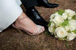 Blick für Details gehören zur Hochzeitsfotografie