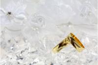 Zu den Symbolen einer Hochzeit gehören die Eheringe