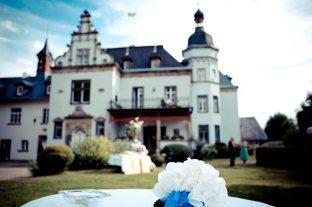 Die Traumhochzeit im Schloß in NRW feiern