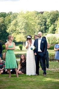 Emotionen sind beim Heiraten willkommene Momentaufnahmen
