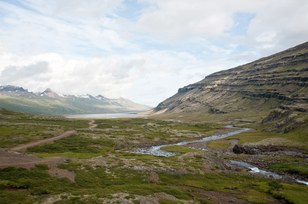 Blick aufs Tal