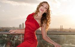 Model Janina aus Frankfurt