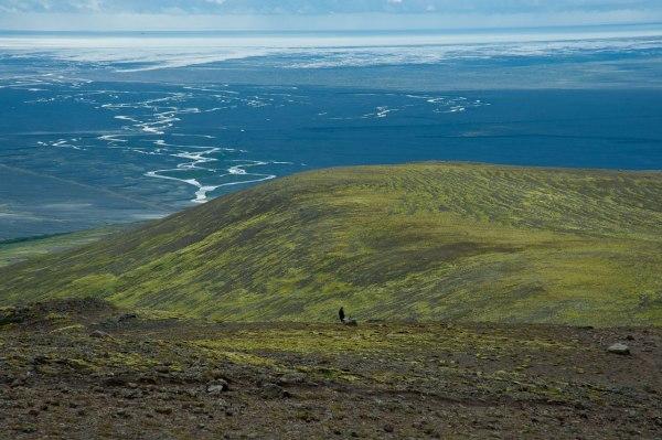 Wandern im Skaftafell-Nationalpark sollten sie bei jeder Island-Riese unbedingt machen