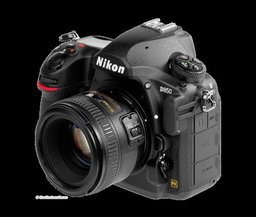 Nikon D850 Kamera-Body