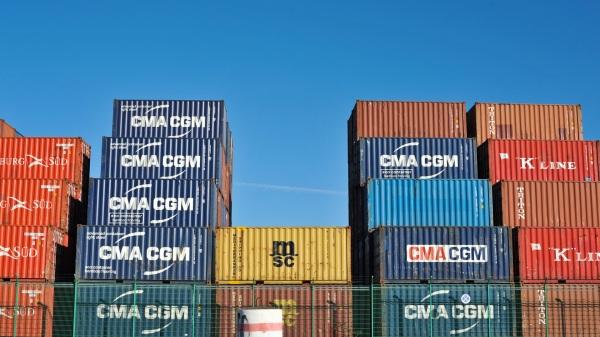 Der Inhalt dieser Container ist wohl reine Spekulation.
