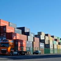 Containerhafen Am Westkai - Köln Niehl