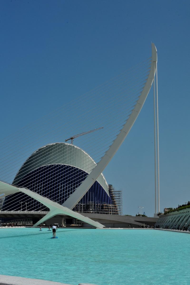 Zu Besuch im spanischen Valencia
