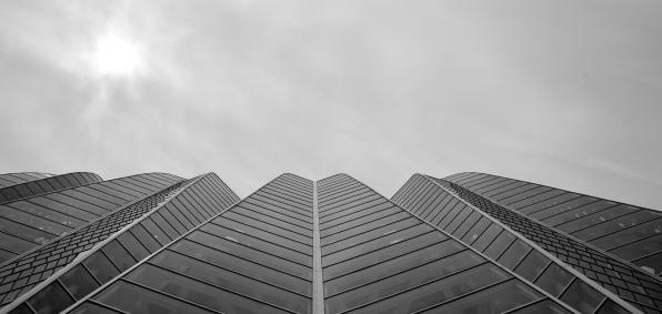 Fluchtperspektive im Stadt der Künste und Wissenschaften
