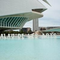 Die schönsten Fotos aus der Stadt der Künste und Wissenschaften in Valencia