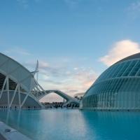 Foto des Tages: Futuristische Architektur