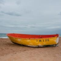 Foto des Tages: Am Strand von Valencia
