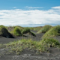 Foto des Tages: Wasserfall auf Island